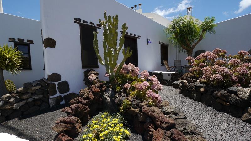 Ferienhäuser auf Lanzarote mieten Finca Lanzarosy